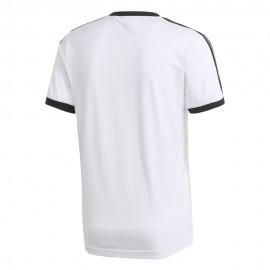 Adidas Maglia Calcio Juve 3 Stripes Bianco Nero Uomo