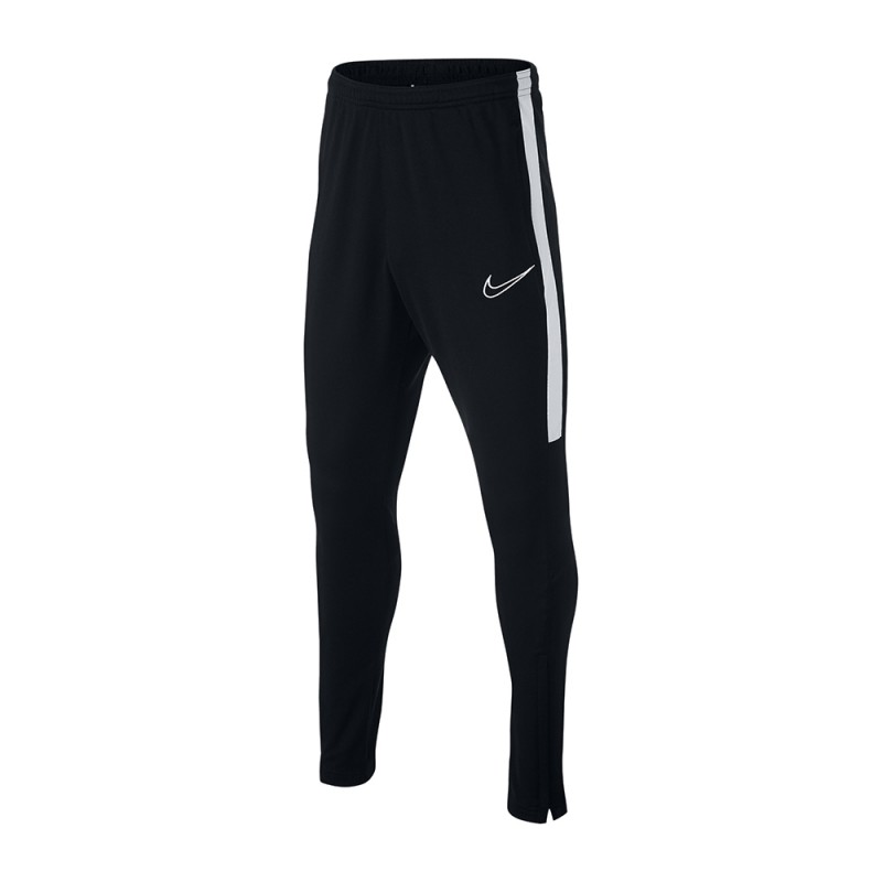Nike Pantaloni Allenamento Calcio Dry Academy Nero Bianco Bambino