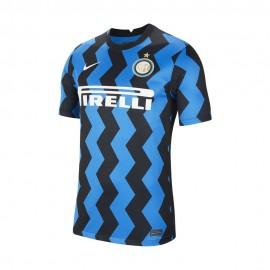 Nike Maglia Calcio Inter Home Nero Blu Uomo