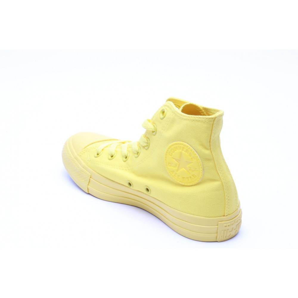 all star converse alte gialle