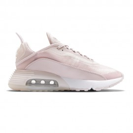 Nike Sneakers Air Max 2090 Rose Argento Donna
