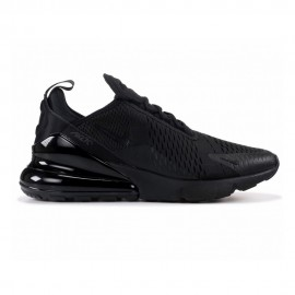 Nike Sneakers Air Max 270 Nero Uomo