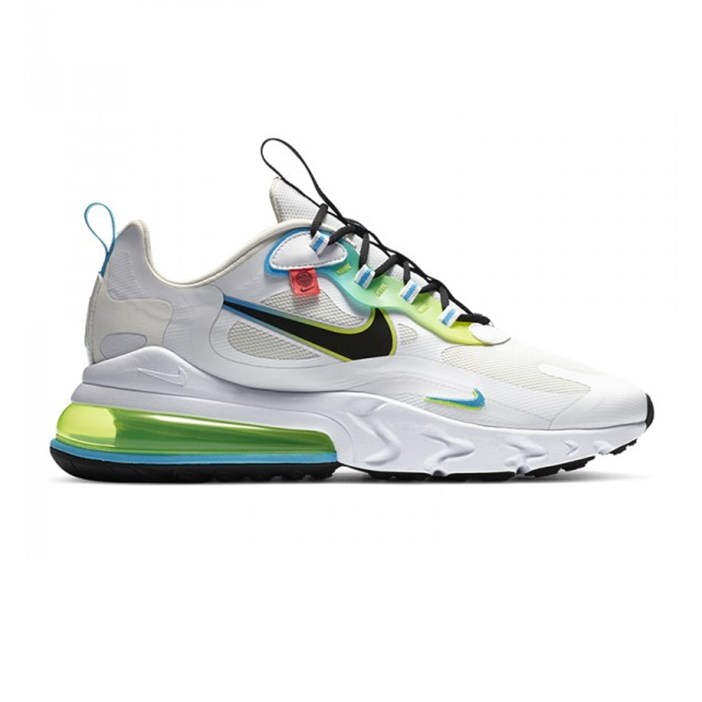 Nike Sneakers Air Max 270 React Se Bianco Uomo - Acquista online ...