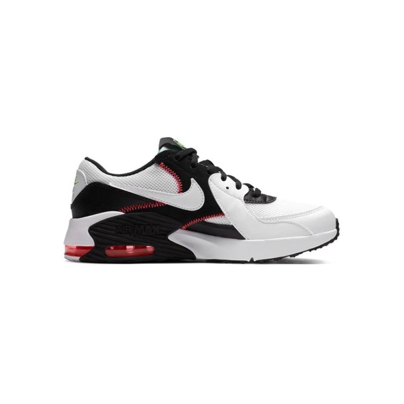 Nike Sneakers Air Max Excee Gs Bianco Nero Bambino