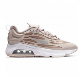 Nike Sneakers Air Max Exosense Rose Argento Donna