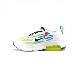 Nike Sneakers Air Max Exosense Se Gs Bianco Blu Bambino