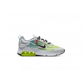 Nike Sneakers Air Max Exosense Se Nero Bianco Uomo