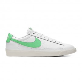 Nike Sneakers Blazer Low Lea Bianco Verde Uomo