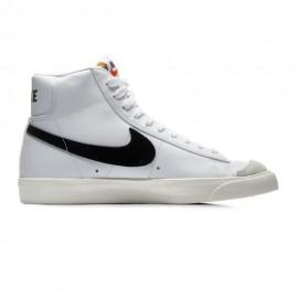 Nike Sneakers Blazer Mid 77 Bianco Nero Donna