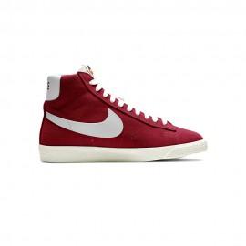 Nike Sneakers Blazer Mid Gs Rosso Arancio Bambino