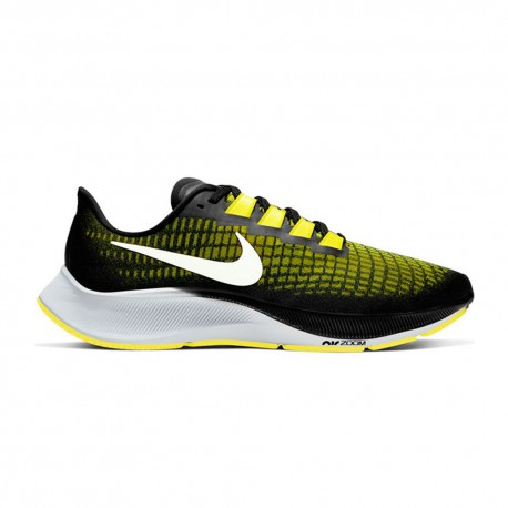 grandinare Trasparente Maori  Nike Scarpe Running Air Zoom Pegasus 37 Nero Bianco Opti Giallo Uomo -  Acquista online su Sportland