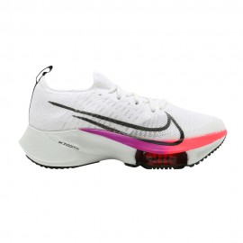 Nike Scarpe Running Air Zoom Pegasus Turbo Next% Bianco Flash Crims Donna