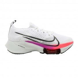 Nike Scarpe Running Air Zoom Pegasus Turbo Next% Fk Bianco Flash Crim Uomo
