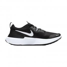 Nike Scarpe Running Miler React Nero Bianco Uomo