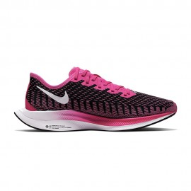 Nike Scarpe Running Zoom Pegasus Turbo 2 Rosa Bianco Donna