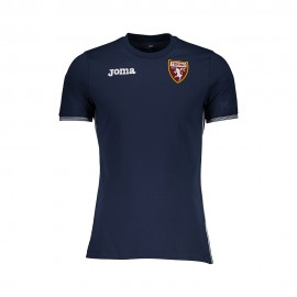 Joma Sport Maglia Maniche Corte Torino Free Time Blu Uomo