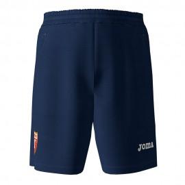 Joma Sport Pantaloncini Calcio Torino Free Time Blu Uomo