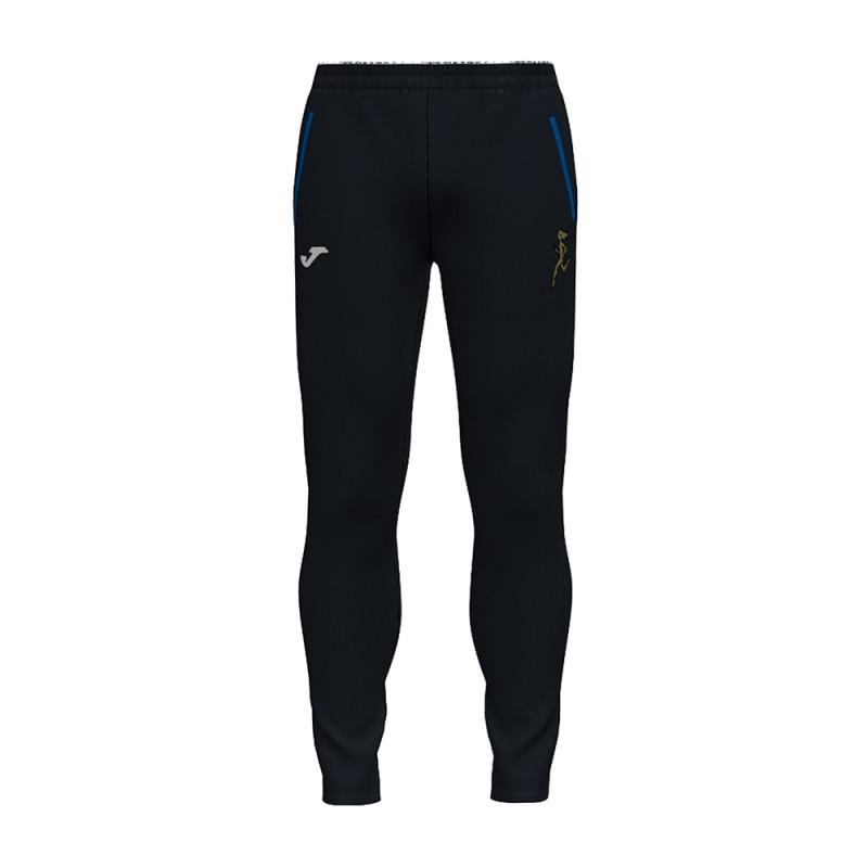 Joma Sport Pantaloni Tuta Atalanta Free Time D Nero Uomo