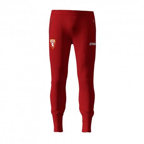 Joma Sport Pantaloni Tuta Torino Free Time Granata Uomo
