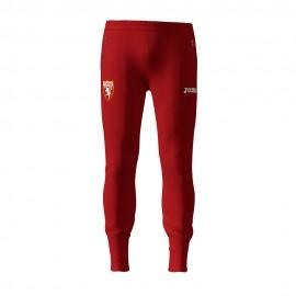 Joma Sport Pantaloni Tuta Torino Free Time Granata Bambino