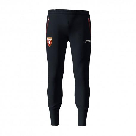 Joma Sport Pantaloni Tuta Torino Training Nero Bambino