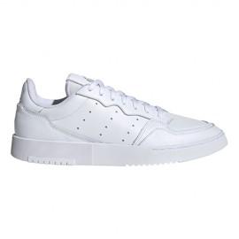 ADIDAS originals sneakers supercourt bianco uomo