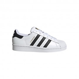 ADIDAS originals sneakers superstar gs bianco nero bambino