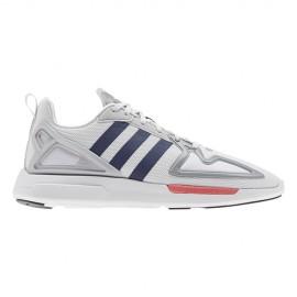 ADIDAS originals sneakers zx 2k flux bianco blu uomo