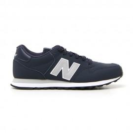 New Balance Sneakers 500 Blu Grigio Uomo