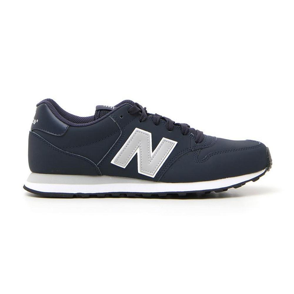 New Balance Sneakers 500 Blu Grigio Uomo - Acquista online su ...