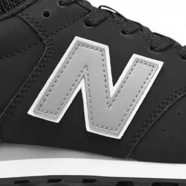 New Balance Sneakers 500 Nero Argento Uomo