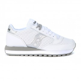 Saucony Sneakers Jazz O Lea Bianco Argento Donna