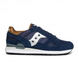 Saucony Sneakers Shadow O Navy Bianco Uomo