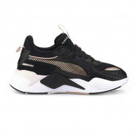 Puma Sneakers Rs-X Mono Metal Nero Rosa Donna