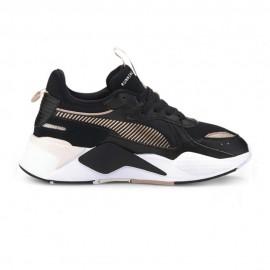 Puma Sneakers Rs-X Mono Metal Nero Rosa Donna
