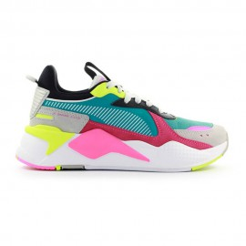 Puma Sneakers Rs-X Reinvent Bianco Giallo Donna
