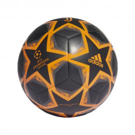 ADIDAS pallone da calcio finale 20 juve club bianco nero