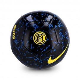 Nike Pallone Da Calcio Inter Ptch Fa20 Blu Nero Giallo