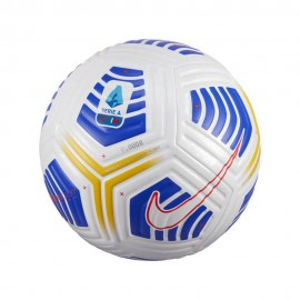 Nike Pallone Da Calcio Serie A Flight Fa20 Bianco Blu