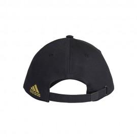 ADIDAS cappellino juve nero bianco uomo