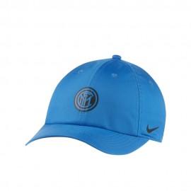 Nike Cappellino Inter H86 Blu Bambino