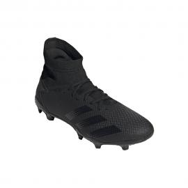 ADIDAS scarpe da calcio predator 20.3 fg nero uomo
