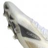 ADIDAS scarpe da calcio x ghosted .1 fg bianco oro bambino