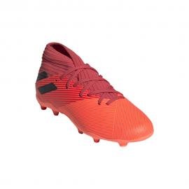 ADIDAS scarpe da calcio nemeziz 19.3 fg coral nero bambino
