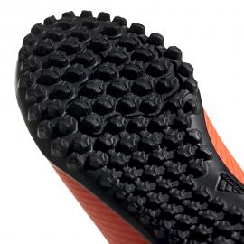 ADIDAS scarpe da calcio nemeziz 19.4 tf coral nero bambino