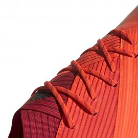 ADIDAS scarpe da calcio nemeziz 19.1 fg coral nero uomo