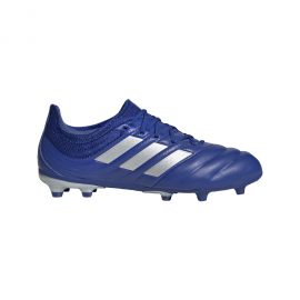 ADIDAS scarpe da calcio copa 20.1 fg blu argento bambino