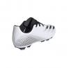 ADIDAS scarpe da calcio x ghosted .4 fxg bianco nero bambino