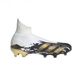 ADIDAS scarpe da calcio predator mutator 20+ fg nero oro uomo
