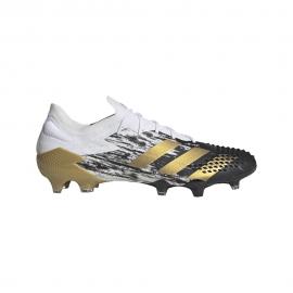 ADIDAS scarpe da calcio predator mutator 20.1 sg bianco oro uomo